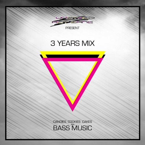 Unctrl Alt Canc // 3 Years Mix