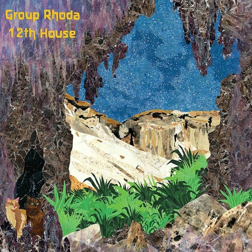 """Group Rhoda """"Disappearing Ground"""""""