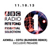 Axwell - Center Of The Universe (Blinders Remix) PETE TONG BBC Radio 1 RIP