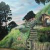 Concerning Hobbits + Gandalf Falls