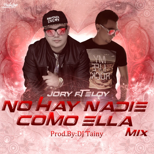 No Hay Nadie Como Ella Mix - Prod. by DJ Tainy (Breaking Trunk Music)