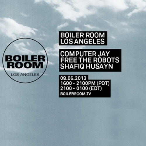 Mike Gao 30 min Boiler Room Los Angeles DJ Set