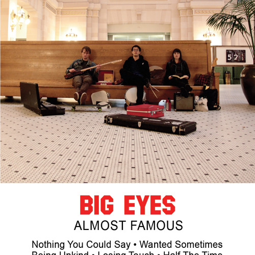 Big Eyes - Nothing You Could Say