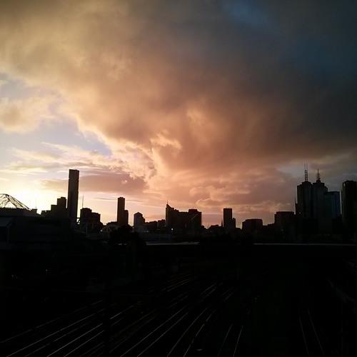 October in Melbourne 2013