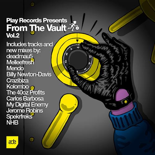 Melleefresh, Deadmau5 - Sex Slave (The 40oz Profits Remix) (Preview)