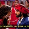 Nagada Sang Dhol [Ramleela-2013 Dhol Mix] - Dj Aakash (Bardoli)