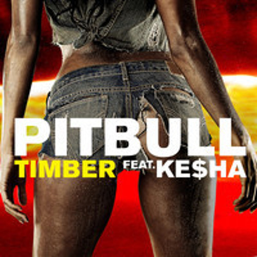 Timber Ke$ha Ft. Pitbull  (DJ Hardy Remix)