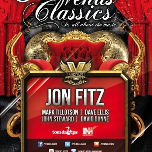 Venus Classics Podcast 7 with Special Guest JON FITZ- FREE DOWNLOAD!