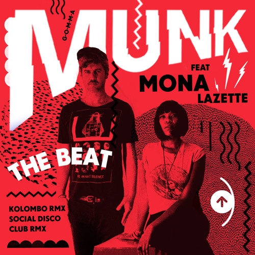 Munk feat. Mona Lazette - The Beat (Extended Vocal) (excerpt)