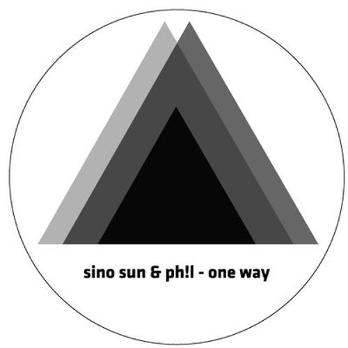 SINO SUN & PH!L - ONE WAY [Raumakustik RMX]