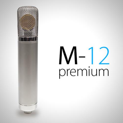 M-12 premium - Rap/RnB Vocal