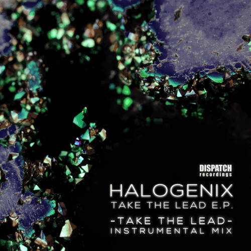 Halogenix - Take The Lead (Instrumental Mix) [DIS071 D]