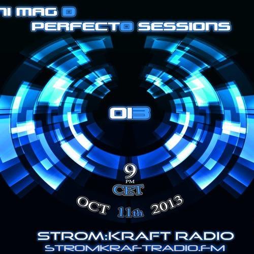 HANI MAG D - PERFECTO SESSIONS 013 (Stromkraftradio.com OCT 11th)