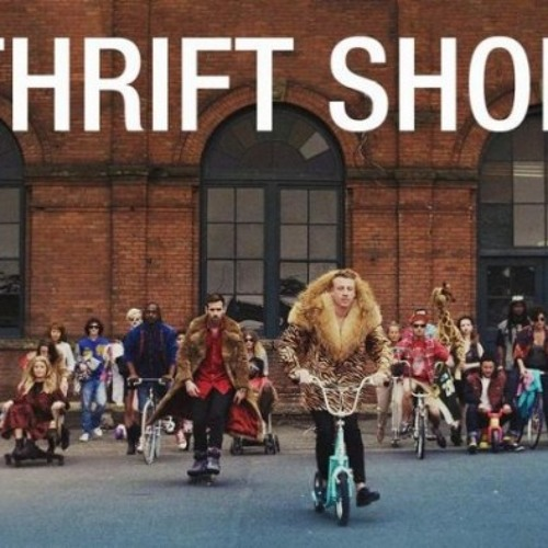 Thrift shop in the mix