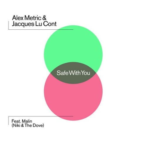 """Alex Metric and Jacques Lu Cont feat. Malin - """"Safe With You"""" (Marcus Marr Unsafe Remix)"""