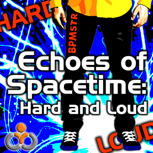 Echoes of Spacetime - on Beatport/iTunes OCT 2013