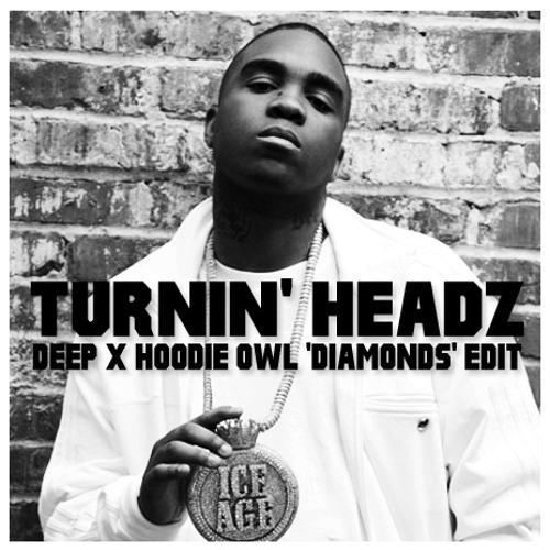 Mike Jones - Turnin Headz (DƩƩP X ĦØØĐI€ ØWL 'Diamonds' Edit) [FREE]