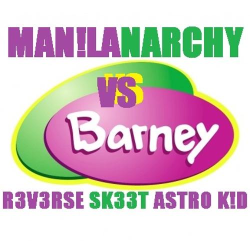 MAN!LA ANARCHY VS BARNEY (original mix)