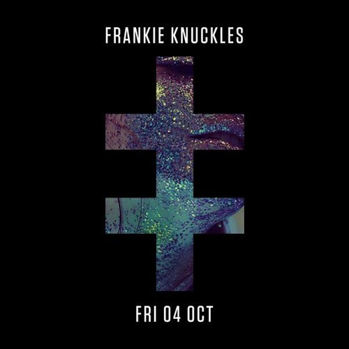 Frankie Knuckles - Live at The Travis - Dallas, TX - 2013-10-04