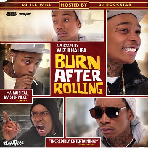 Wiz Khalifa - Knock U Down [Burn After Rolling](DatPiff Exclusive)
