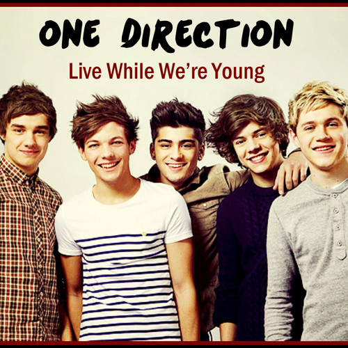Live While We're Young - One Direction ( Acoustic Guitar ) ( Intro + Verse 1 )