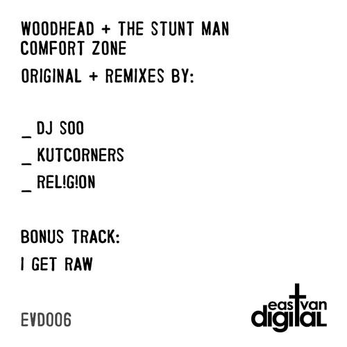 Woodhead & The Stunt Man - Comfort Zone (DJ Soo Moombahdub)
