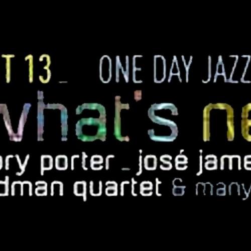 D-Felic's New Quartet LIVE @ So What's Next Festival