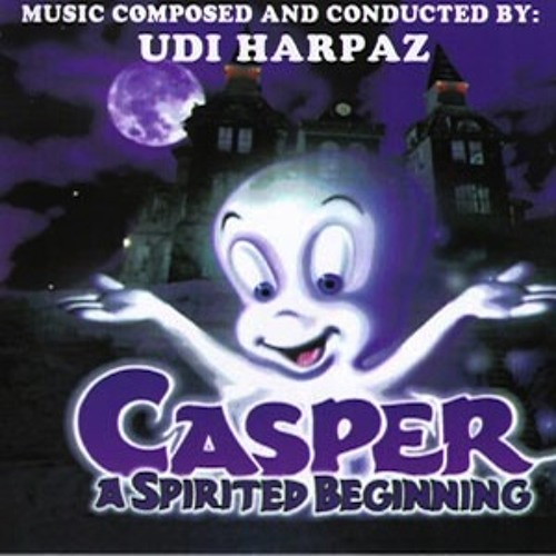 Casper Spirited Beginning By Udi Harpaz