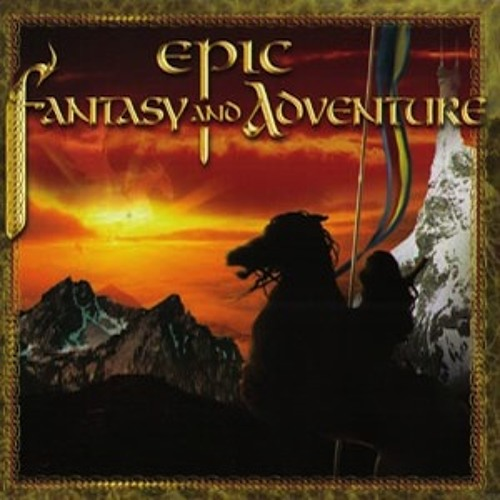 Epic Fantasy Adventure By Udi Harpaz
