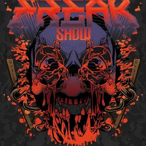 STAZMA THE JUNGLECHRIST - Freak Show, Antwerp (BE) 31/10/13 (Promo Mix)