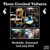 Them Crooked Vultures - Bandoliers (Live in Denmark, 2.7.10)