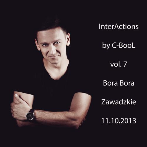 InterActions by C-BooL vol.7 - Bora Bora - Zawadzkie - 11.10.2013
