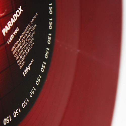 "Paradox - 'I Led You' - (Paradox Music 12"" 027)"