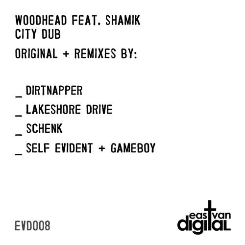 Woodhead feat. Shamik - City Dub