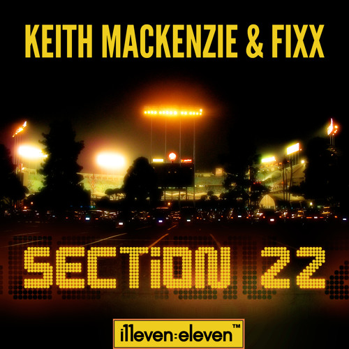 KMFX - Section 22 - OUT NOW ON BEATPORT