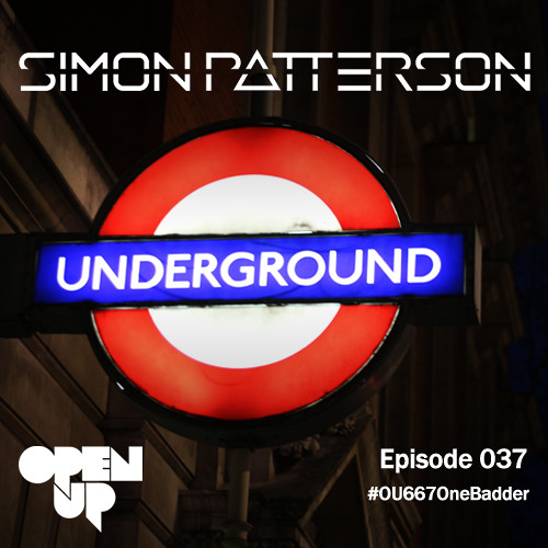 Simon Patterson - Open Up - 037