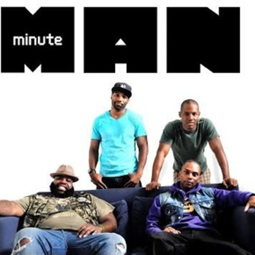 """Counting The Seconds"": 'MINUTE MAN' THEME SONG for Black&SexyTV's new all-male talk show"