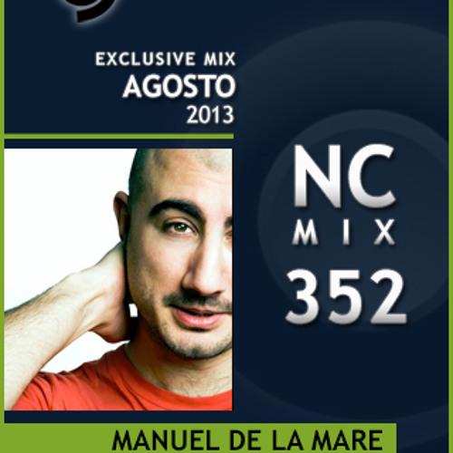 Nightclubber Exclusive Mix - 352 - Manuel de la Mare (August 2013)