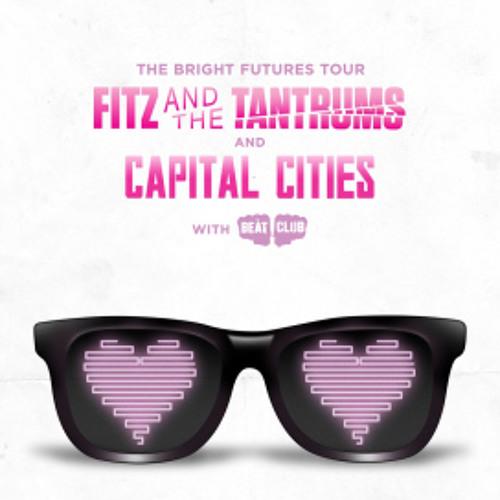 Fitz and The Tantrums x Capital Cities - Kangaroo League