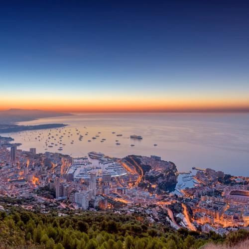 Summer in Monaco - Vin Lübe ::. October 2013