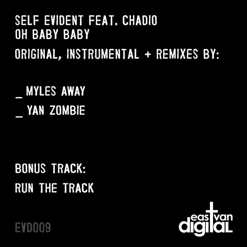Self Evident feat. Chadio - Oh Baby Baby (Instrumental)