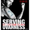 SERVING OVAHNESS - FFF TEL-AVIV - OCT. 11, 2013: LIVE SET RECORDING HR1