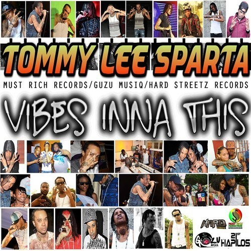 Tommy Lee - Vibes Inna Dis (Raw)