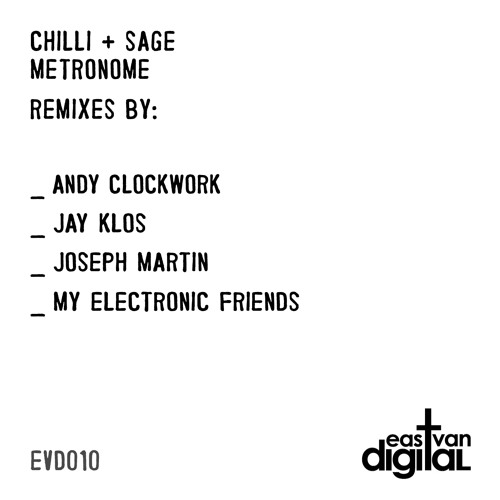 Chilli & Sage - Metronome (Joseph Martin Remix)