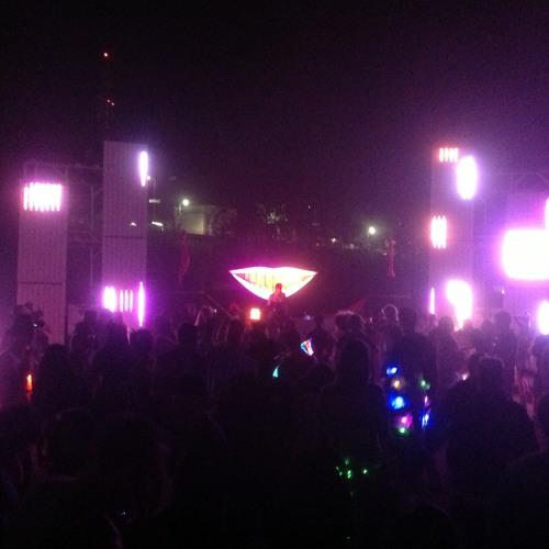 Coyoti Live @ Disorient - Los Angeles Decompression 2013
