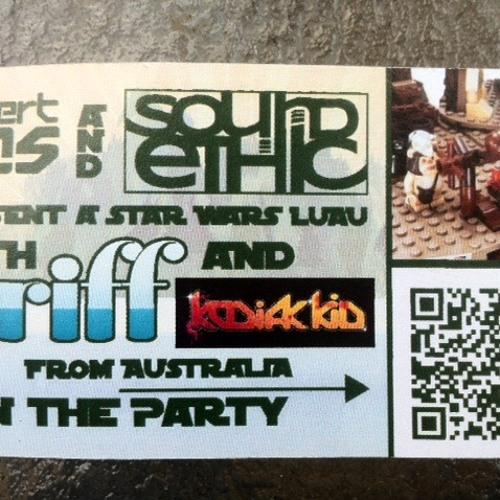 Kodiak Kid & Griff Dj Set @ Ewoka Kulana Festival, Seattle 2013
