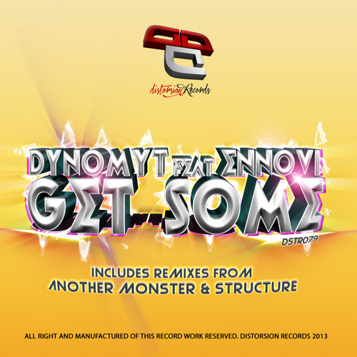 [DSTR079]Dynomyt - Get Some Feat. Ennovi (Structure Remix)