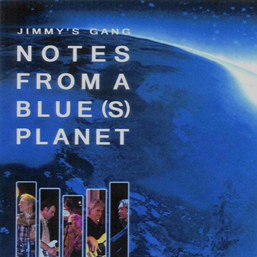 Notes From A Blue(s) Planet