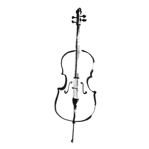 Prelude de la première suite  pour violoncelle de Bach