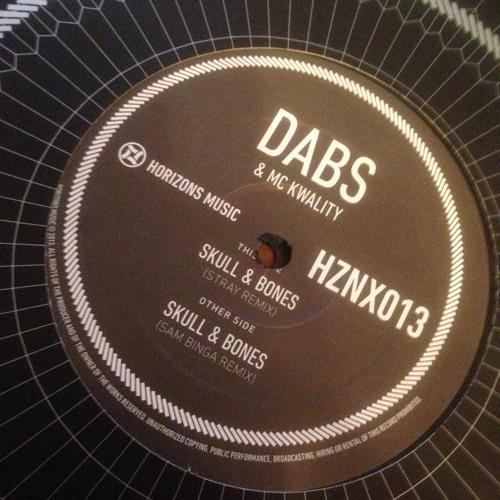 Dabs & MC Kwality - 'Skull & Bones (Sam Binga RMX)' - Horizons